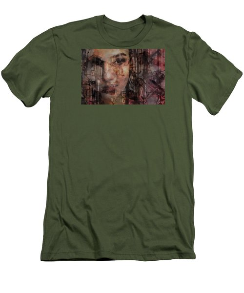 The Complexity Of Life Men's T-Shirt (Slim Fit) by Gun Legler