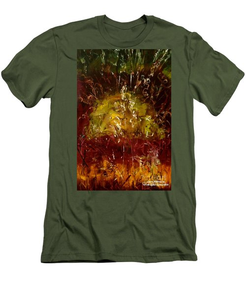 The Elements Earth #4 Men's T-Shirt (Athletic Fit)