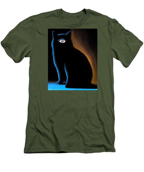 The Eye Have It Men's T-Shirt (Slim Fit) by Salman Ravish
