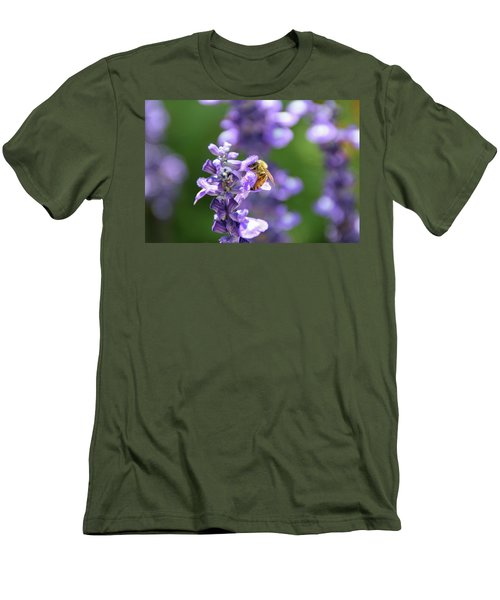 The Fauna And Flora Rendez-vous Men's T-Shirt (Athletic Fit)