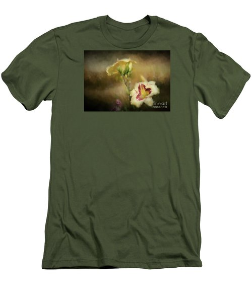 Men's T-Shirt (Slim Fit) featuring the photograph The Find by Mim White