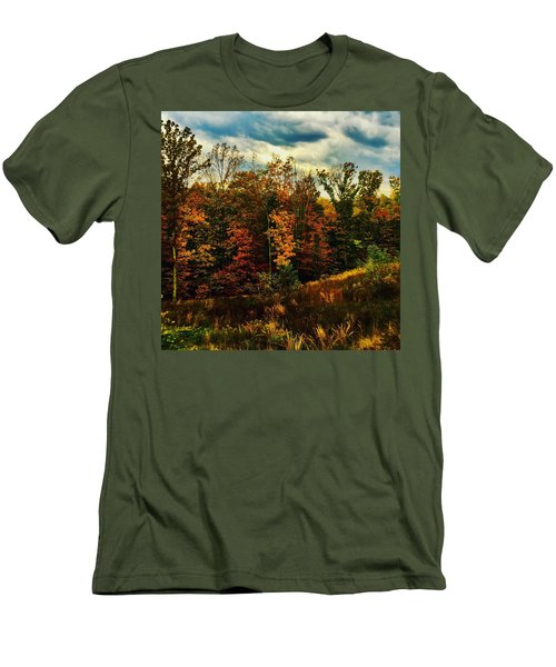 The First Days Of Fall Men's T-Shirt (Athletic Fit)