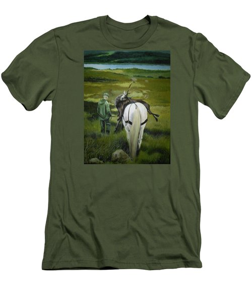 The Gamekeeper Men's T-Shirt (Athletic Fit)
