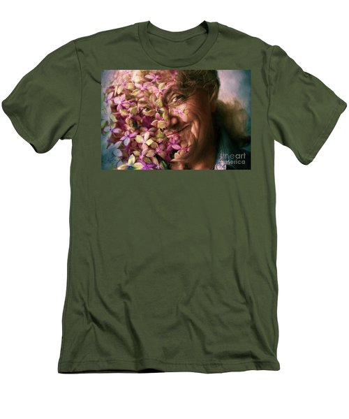 The Gardener Men's T-Shirt (Athletic Fit)