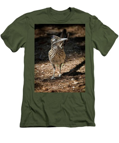 The Greater Roadrunner Walk  Men's T-Shirt (Athletic Fit)