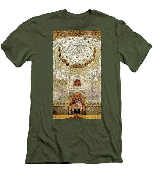 The Hall Of The Arabian Nights 2 Men's T-Shirt (Athletic Fit)