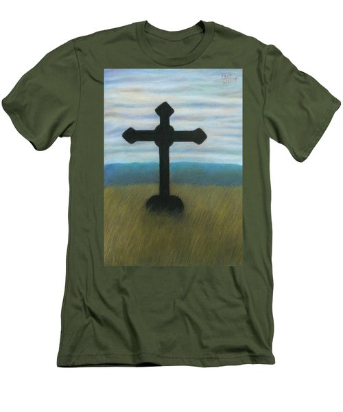 The Holy Cross Men's T-Shirt (Athletic Fit)