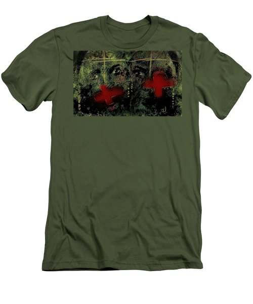 The Innocent Men's T-Shirt (Athletic Fit)