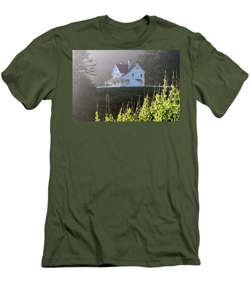 The Keepers House 2 Men's T-Shirt (Athletic Fit)