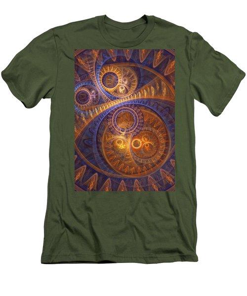The Kinetic Design Men's T-Shirt (Athletic Fit)