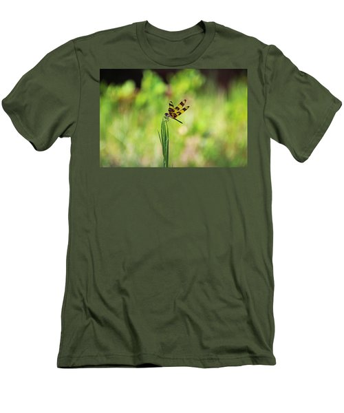 Men's T-Shirt (Athletic Fit) featuring the photograph The Liberation by Michiale Schneider