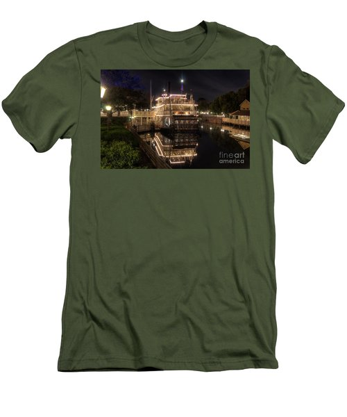 The Liberty Belle Men's T-Shirt (Athletic Fit)