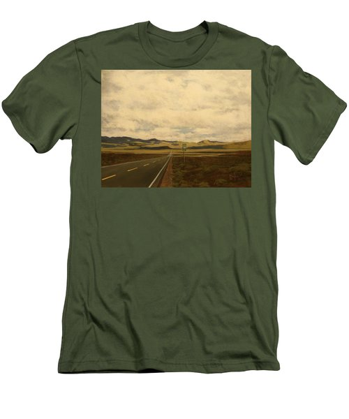 The Loneliest Road Men's T-Shirt (Athletic Fit)