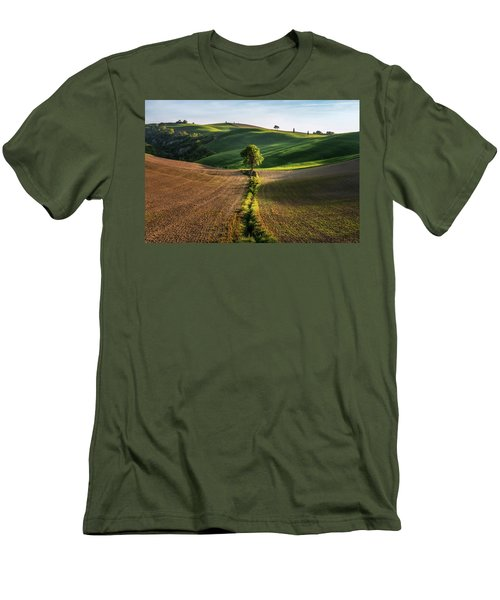 The Lost Love Tree Men's T-Shirt (Athletic Fit)