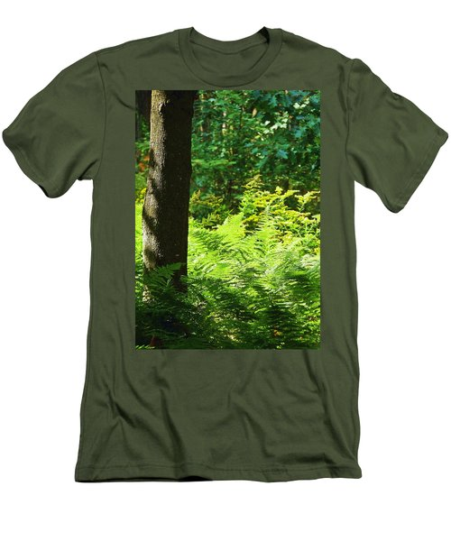 The Magic Of Light Men's T-Shirt (Athletic Fit)