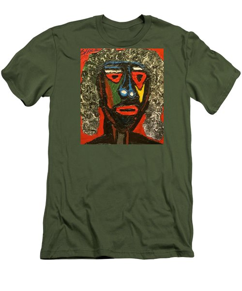 The Magistrate Men's T-Shirt (Slim Fit) by Darrell Black