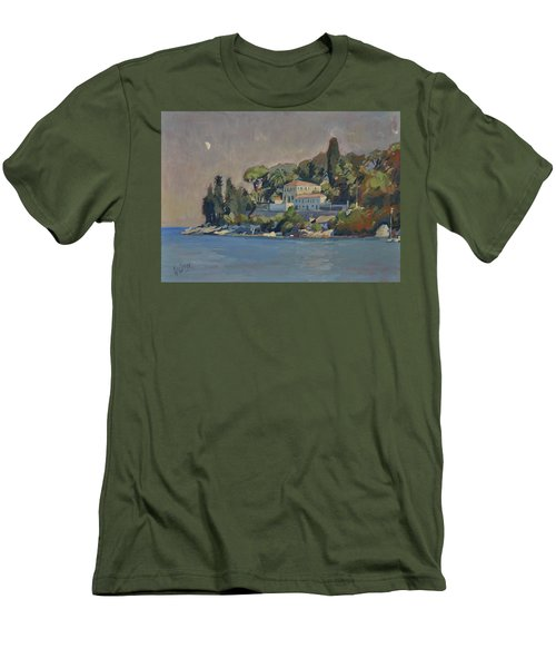 The Mansion House Paxos Men's T-Shirt (Slim Fit) by Nop Briex