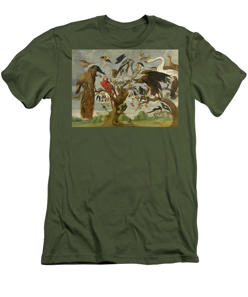 The Mockery Of The Owl Men's T-Shirt (Athletic Fit)