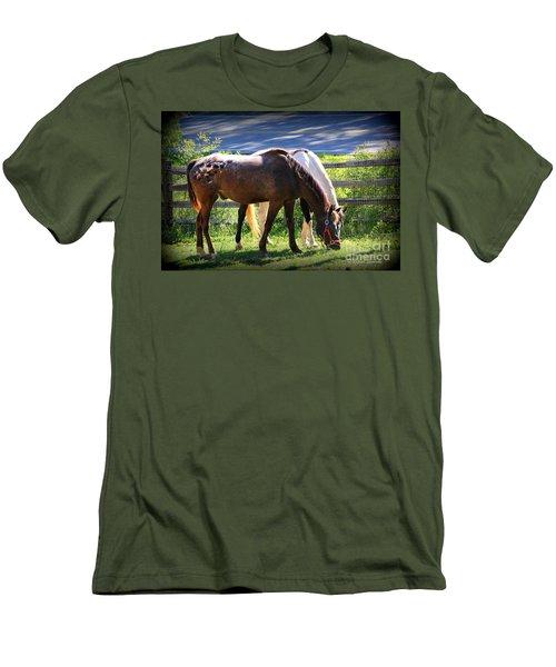 The New Boyz Men's T-Shirt (Athletic Fit)