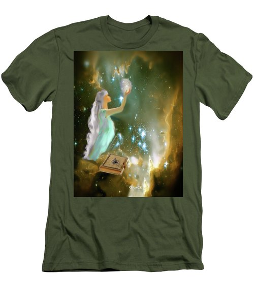 The Offering 1 Men's T-Shirt (Athletic Fit)