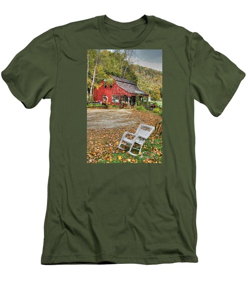 The Old Country Store Men's T-Shirt (Athletic Fit)