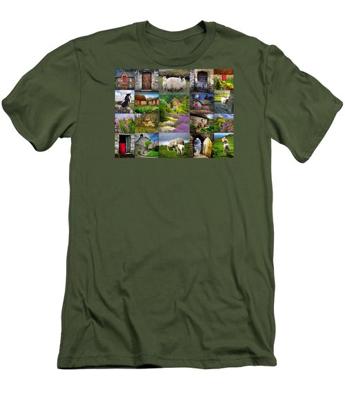 The Old Country Men's T-Shirt (Athletic Fit)