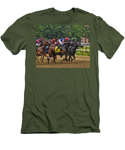 The Pack Men's T-Shirt (Athletic Fit)