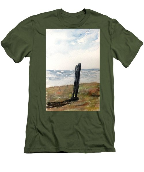 The Post Men's T-Shirt (Athletic Fit)