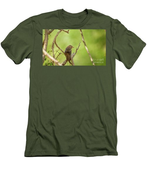 The Pray  Men's T-Shirt (Athletic Fit)