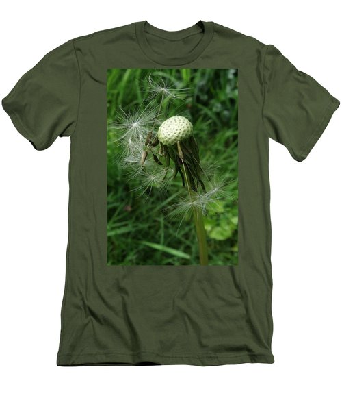 The Promise Of Renewal 1 Men's T-Shirt (Slim Fit) by I'ina Van Lawick