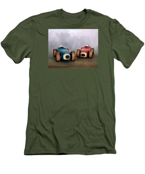 The Race Men's T-Shirt (Athletic Fit)
