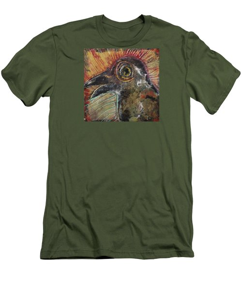 The Raven Men's T-Shirt (Athletic Fit)
