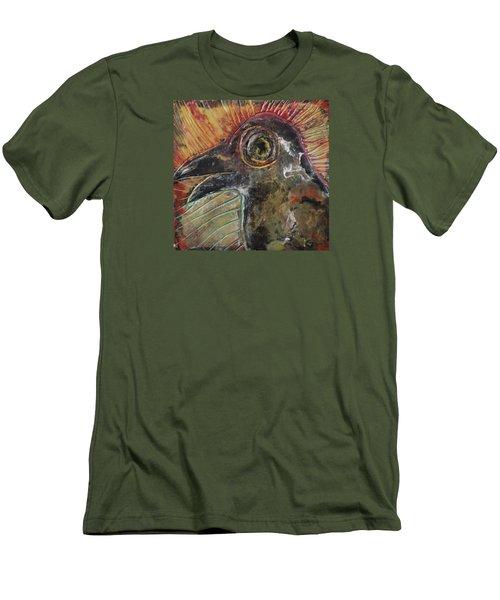The Raven Men's T-Shirt (Athletic Fit)