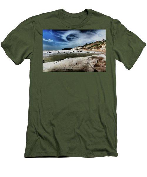 The Scala Dei Turchi II Men's T-Shirt (Slim Fit) by Patrick Boening