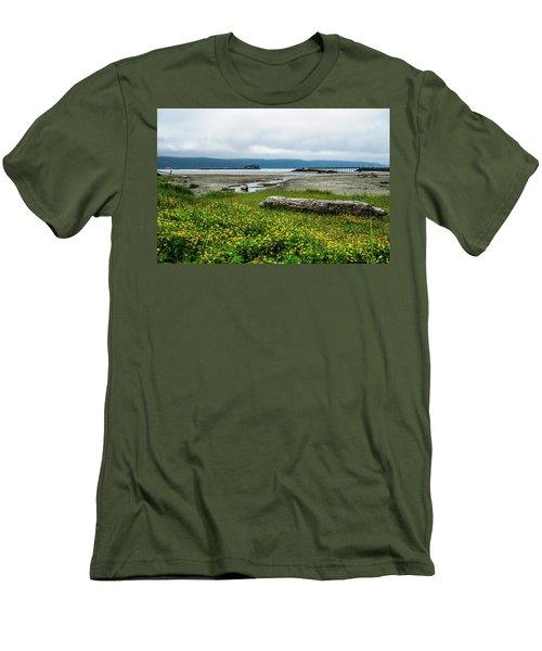The Shoreline Men's T-Shirt (Athletic Fit)