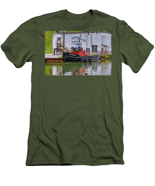 The Silt-prince Men's T-Shirt (Slim Fit) by Gary Hall