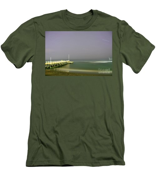 Men's T-Shirt (Slim Fit) featuring the photograph The Soul Of Interstellar by Erhan OZBIYIK