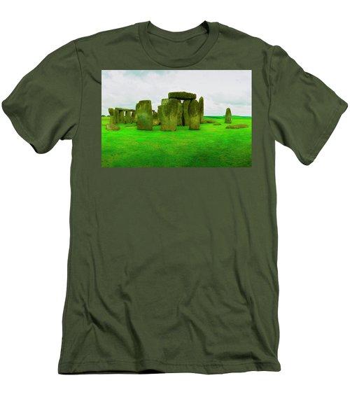 The Stones Men's T-Shirt (Slim Fit) by Jan W Faul