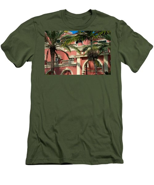 The Three Hundred Sixty Five Fifth Avenue S. Men's T-Shirt (Athletic Fit)
