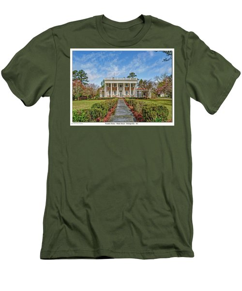 The Tisdale Manor Men's T-Shirt (Athletic Fit)