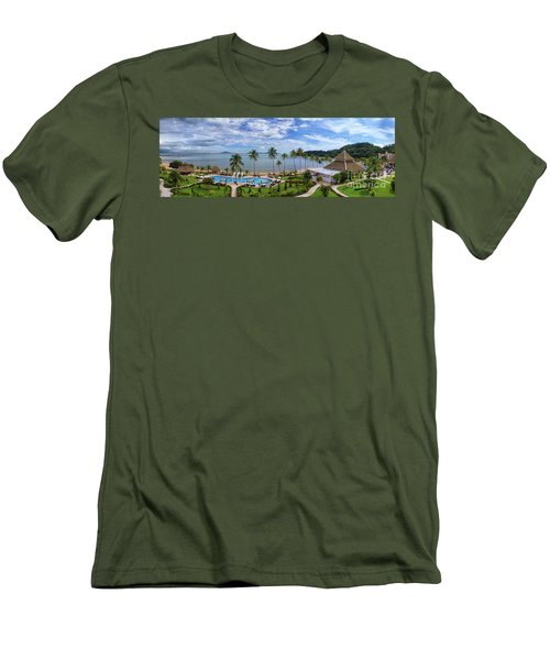 The View From Room 566 Men's T-Shirt (Athletic Fit)