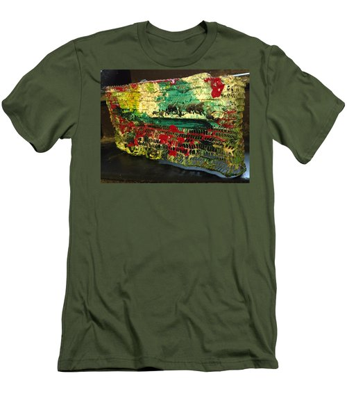 The Wall Proposed Men's T-Shirt (Athletic Fit)