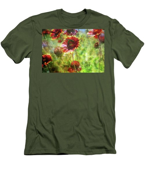 The Wasp On His Blanket 0508 Idp_2 Men's T-Shirt (Athletic Fit)