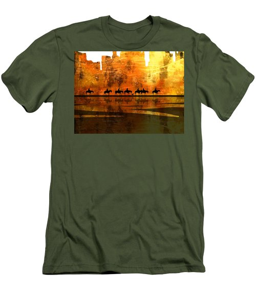 The Weary Journey Men's T-Shirt (Athletic Fit)