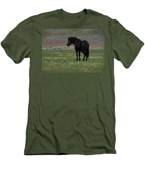 The Wild One Men's T-Shirt (Athletic Fit)