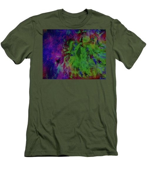 The Wind Men's T-Shirt (Slim Fit) by Kelly Turner