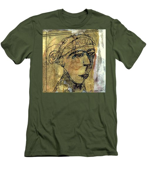 Thelma Men's T-Shirt (Slim Fit) by A K Dayton