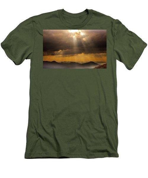 Then Sings My Soul Men's T-Shirt (Slim Fit) by Karen Wiles