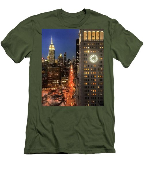 This Is My City Men's T-Shirt (Athletic Fit)