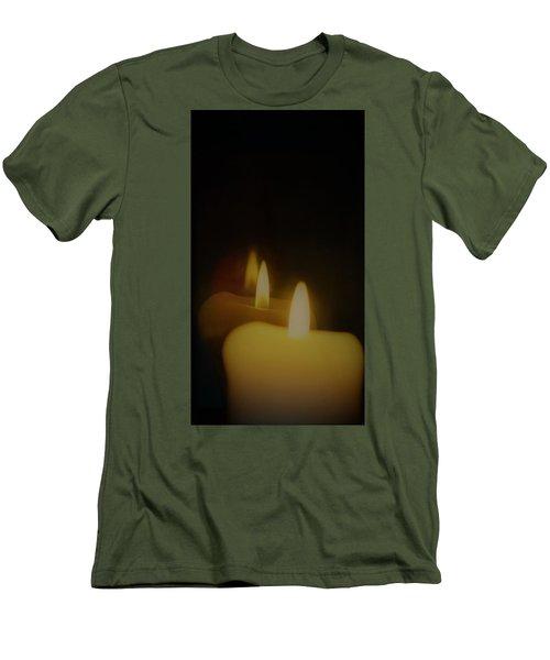 This Little Light Of Mine Men's T-Shirt (Slim Fit) by John Glass